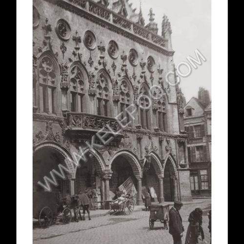 Photo d'époque Arras n°01 - Avril 1908