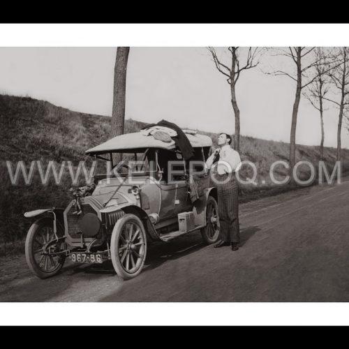 Photo d'époque automobile n°01 - 1913
