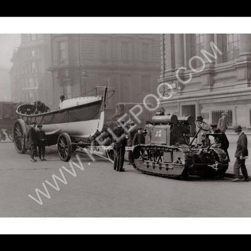 Photo d'époque Automobile n°02 - photographe Victor Forbin