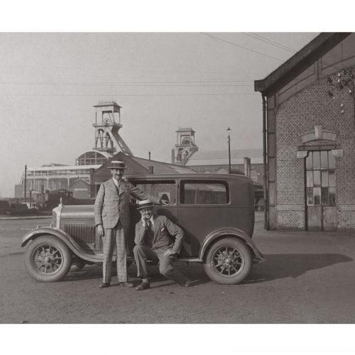 Photo d'époque automobile n°04