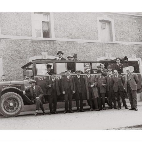Photo d'époque automobile n°06