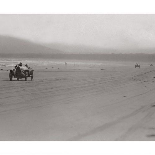 Photo d'époque Automobile n°09 - Bugatti - photographe Victor Forbin