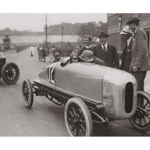 Photo d'époque automobile n°11 - photographe Victor Forbin