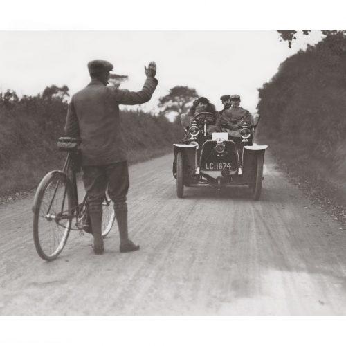 Photo d'époque automobile n°12