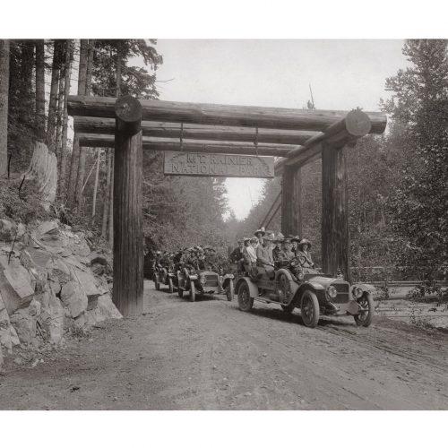 Photo d'époque automobile n°19 - photographe Victor Forbin