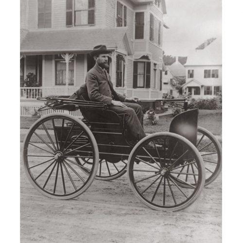 Photo ancienne automobile n°20 - photographe Victor Forbin