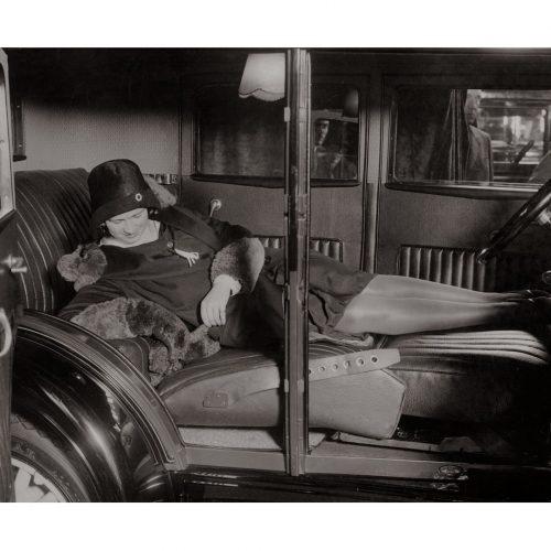 Photo d'époque automobile n°21 - photographe Victor Forbin