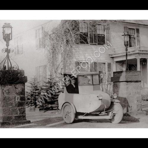 Photo d'époque automobile n°22 - photographe Victor Forbin
