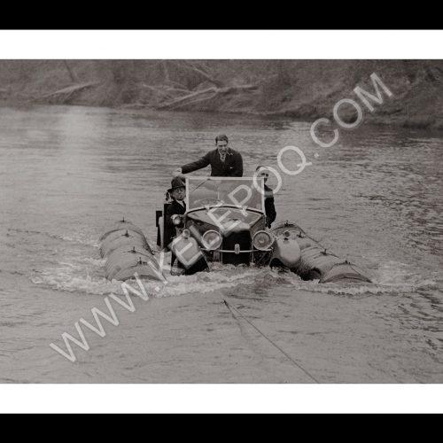 Photo d'époque Automobile n°27 - Riley Nine Monaco - photographe Victor Forbin