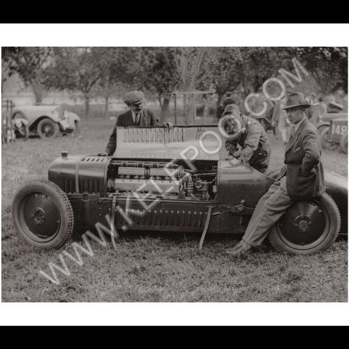 Photo d'époque automobile n°28 - photographe Victor Forbin