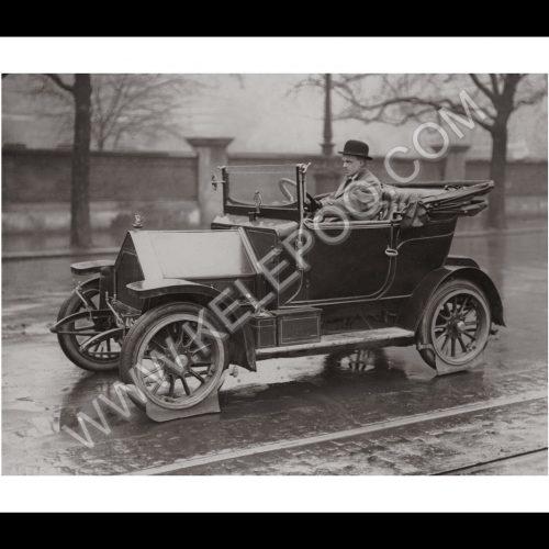 Photo d'époque automobile n°29 - photographe Victor Forbin