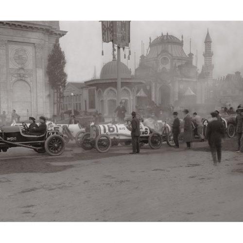 Photo d'époque automobile n°30 - photographe Victor Forbin
