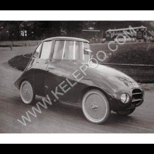 Photo d'époque automobile n°33 - photographe Victor Forbin