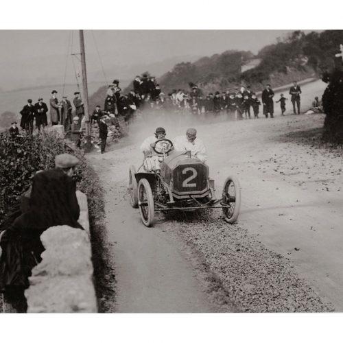 Photo d'époque automobile n°34 - photographe Victor Forbin