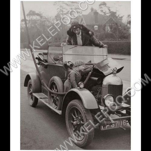 Photo d'époque automobile n°36 - photographe Victor Forbin