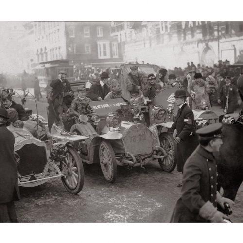 Photo d'époque automobile n°38 - photographe Victor Forbin