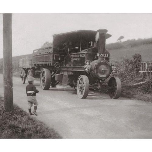 Photo d'époque automobile n°39 - photographe Victor Forbin