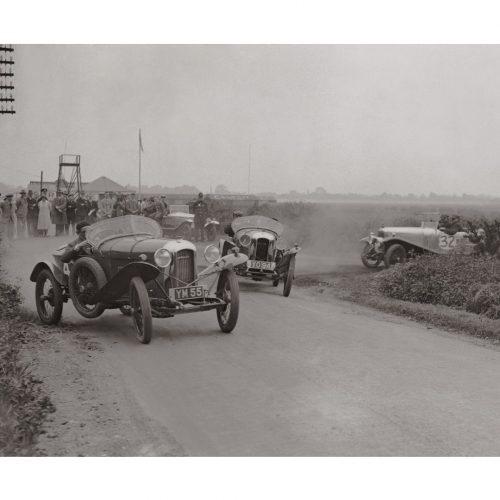 Photo d'époque Automobile n°40 - voiture Amilcar