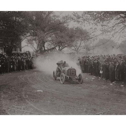 Photo d'époque Automobile n°41 - voiture Itala