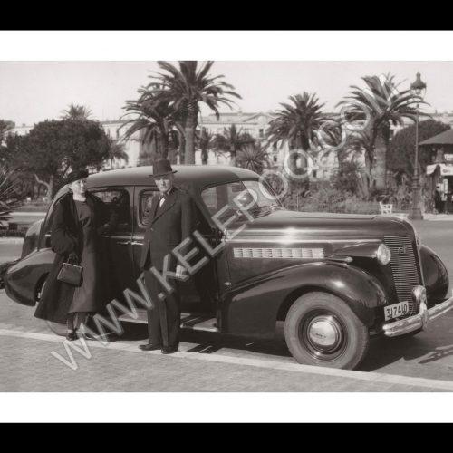 Photo d'époque Automobile n°44 - voiture Buick