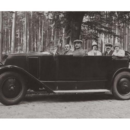 Photo d'époque Automobile n°45 - Renault KJ