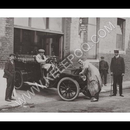 Photo d'époque automobile n°47 - photographe Victor Forbin