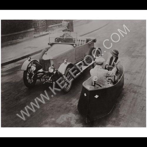 Photo d'époque automobile n°50 - photographe Victor Forbin