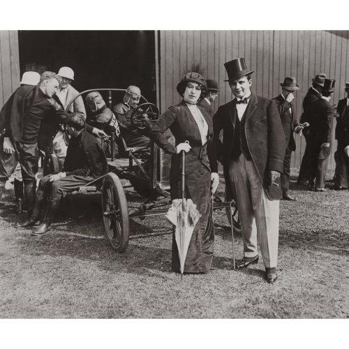 Photo d'époque automobile n°51 - photographe Victor Forbin