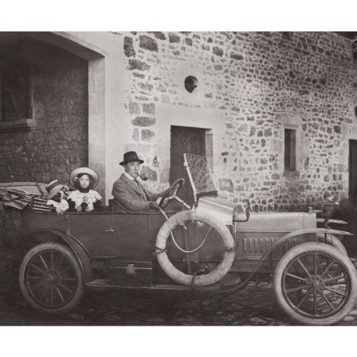 Photo d'époque automobile n°53 - 1910