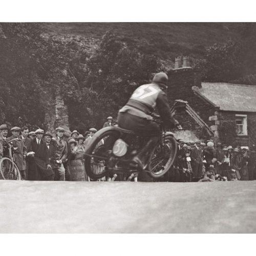 Photo d'époque cycles n°13 - photographe Victor Forbin