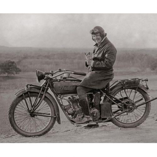 Photo d'époque cycles n°14 - photographe Victor Forbin