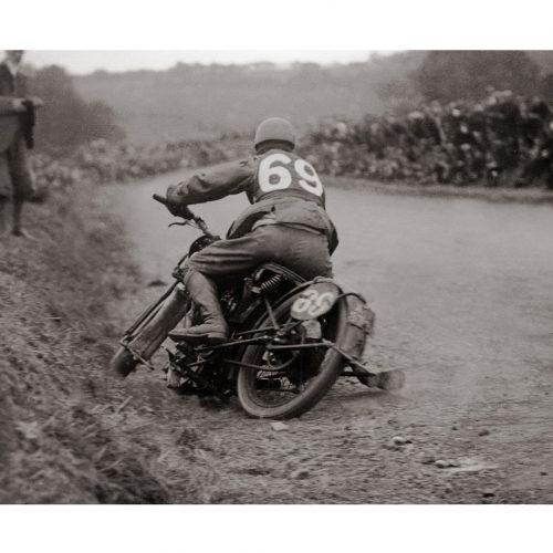 Photo d'époque Cycles n°28 - photographe Victor Forbin