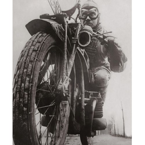 Photo d'époque Cycles n°29 - photographe Victor Forbin