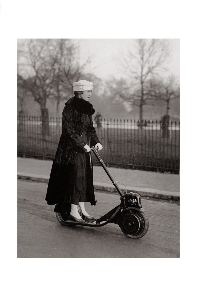 Photo d'époque Cycles n°31 - photographe Victor Forbin
