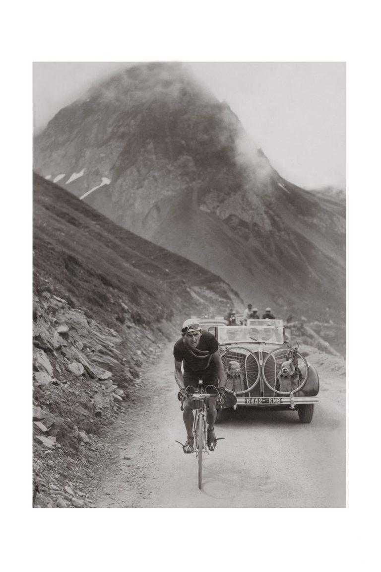 Photo d'époque cycles n°34 - photographe Victor Forbin