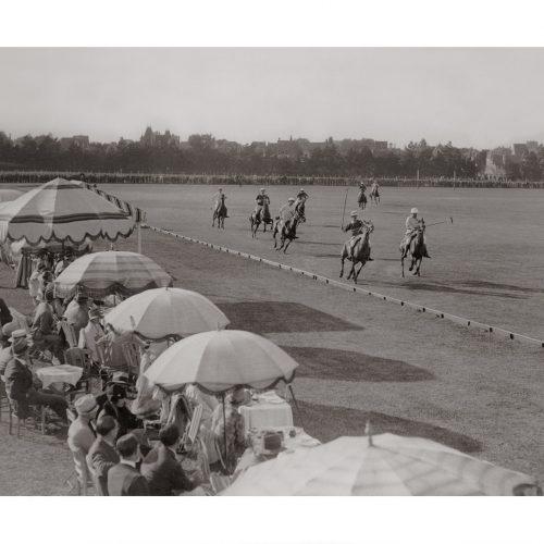 Photo d'époque Equitation n°05 - photographe Victor Forbin