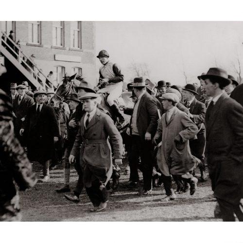 Photo d'époque Equitation n°11 - photographe Victor Forbin
