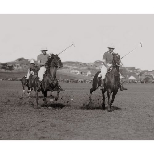 Photo d'époque Equitation n°13 - photographe Victor Forbin