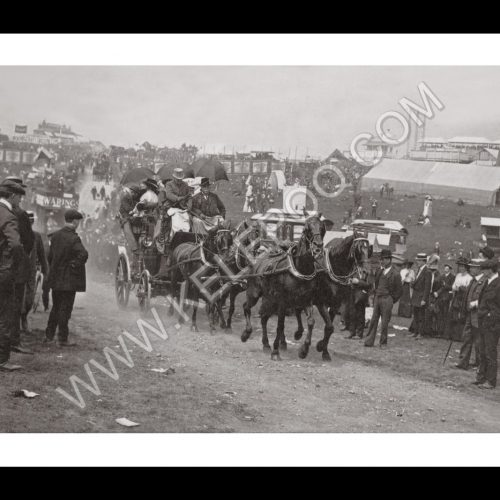 Photo d'époque Equitation n°15