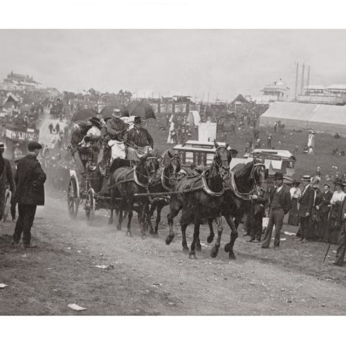 Photo d'époque Equitation n°15