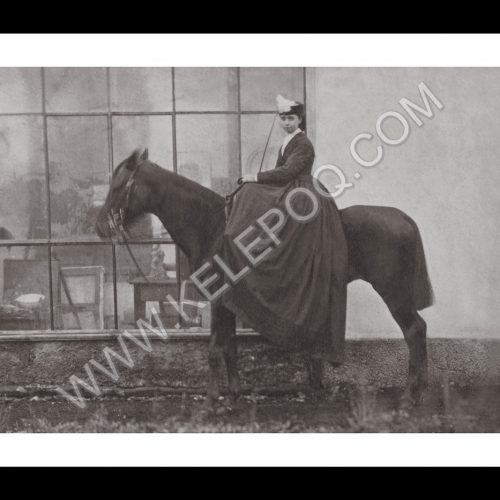 Photo d'époque Equitation n°16