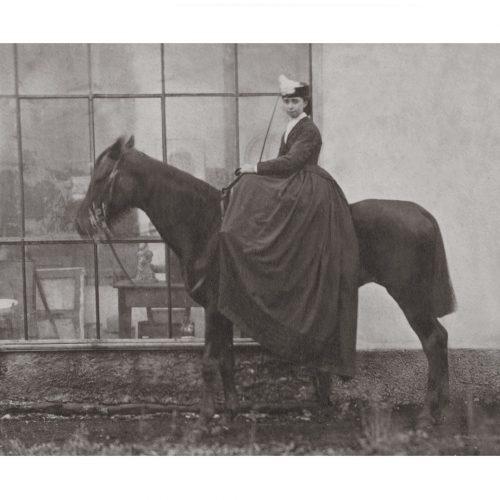 Photo d'époque Equitation n°16