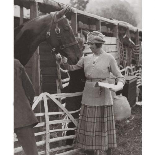 Photo d'époque Equitation n°19 - photographe Victor Forbin