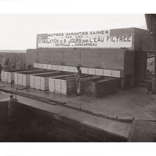 Photo d'époque commerce n°02 - photographe Victor Forbin
