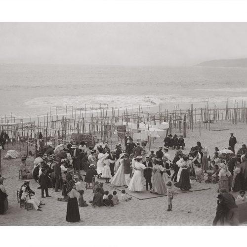Photo d'époque Mer n°02 - Portugal