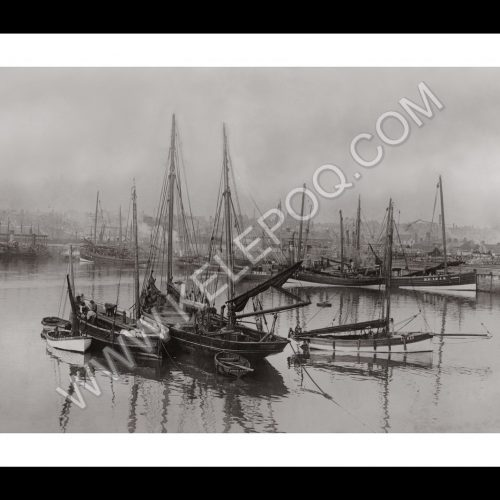 Photo d'époque mer n°06 - photographe Victor Forbin
