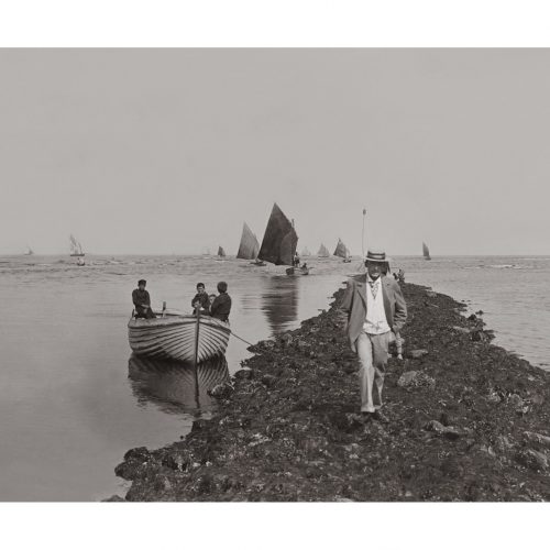 Photo d'époque mer n°11 - Honfleur