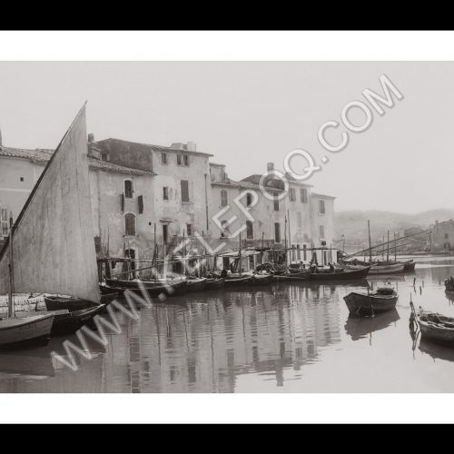 Photo d'époque mer n°12 - Martigues