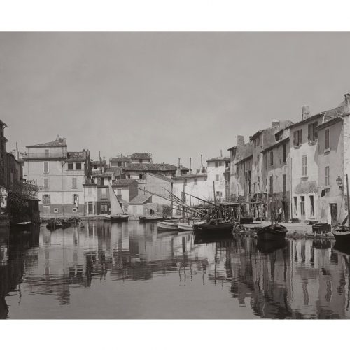 Photo d'époque mer n°13 - Martigues
