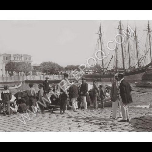 Photo d'époque mer n°14